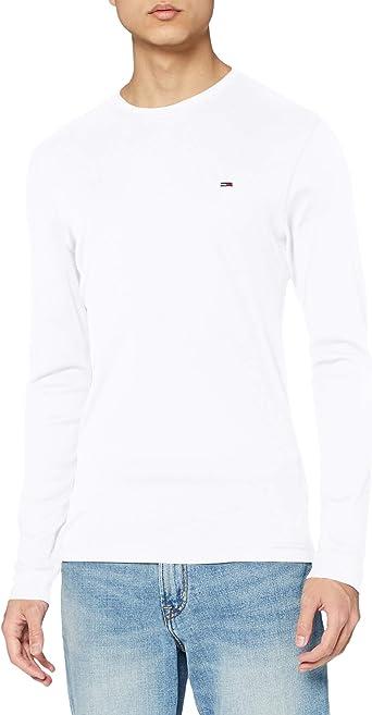 Tommy Hilfiger Original Rib Camisa para Hombre