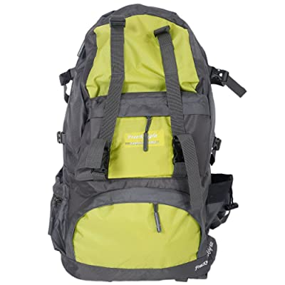 durable modeling 50L Outdoor Waterproof Nylon Hiking Camping Backpack