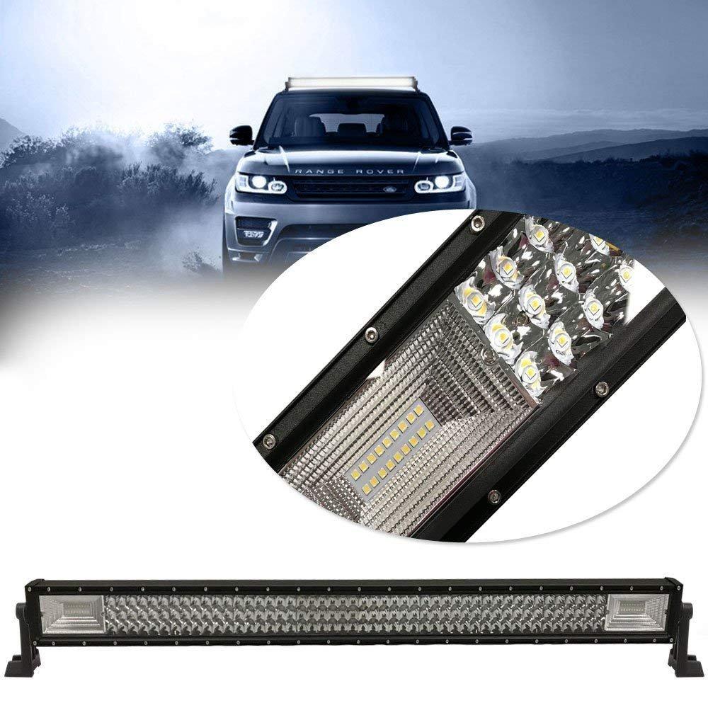 FROADP 540W LED Zusatzscheinwerfer Auto Scheinwerfer Nebel Licht Arbeitsscheinwerfer Gef/ührtes Arbeits-Licht-Bar IP67 Wasserdicht R/ückfahrscheinwerfer f/ür SUV LKW UTV 1080x80x70mm