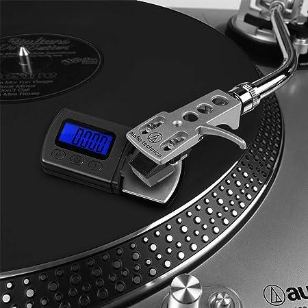Flexzion - Lápiz digital para tocadiscos (pantalla LCD ...