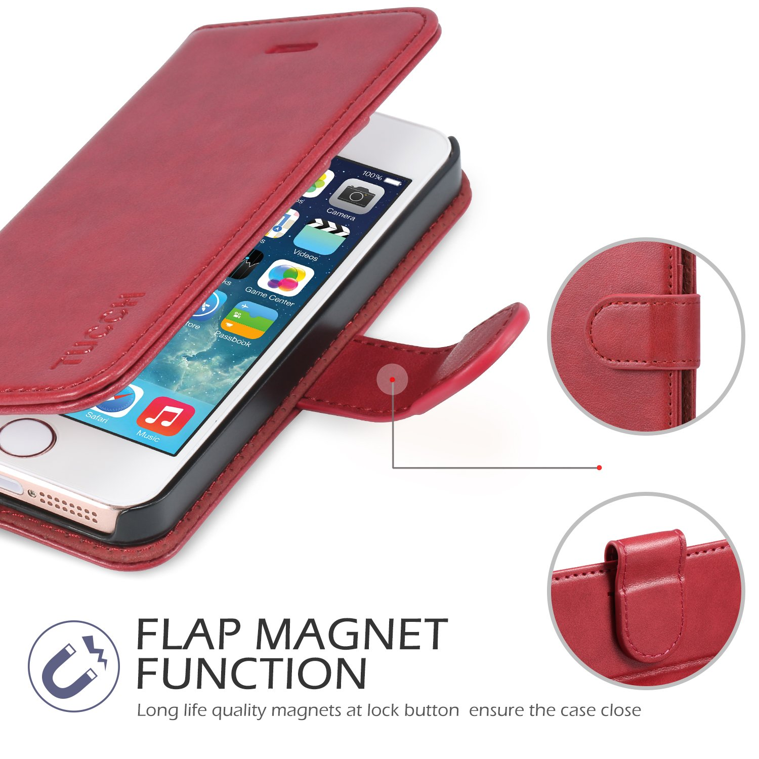 coque iphone 5 tucch