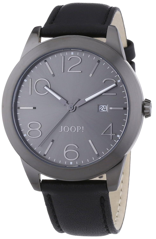 Joop Herren-Armbanduhr XL Analog Quarz Leder JP101371F03