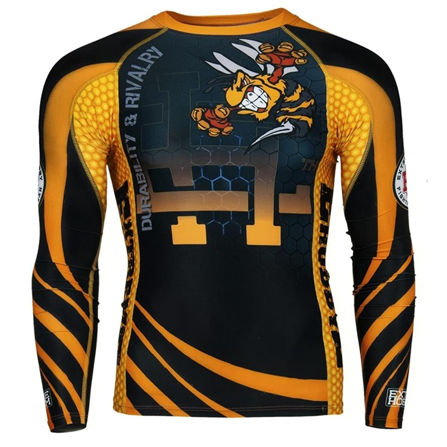 Image of Extreme Hobby Wasp Long Sleeve Rash Guard Top