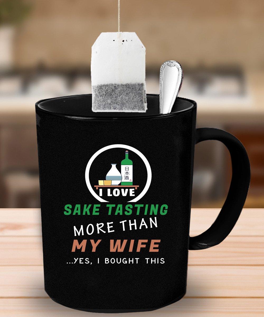 Amazon.com: Sake degustación de café taza 11 onzas Sake ...