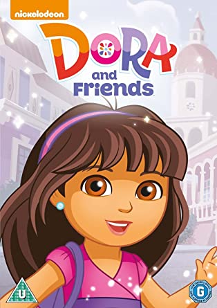 Dora The Explorer Dora And Fr Fatima Ptacek Eduardo Aristizabal