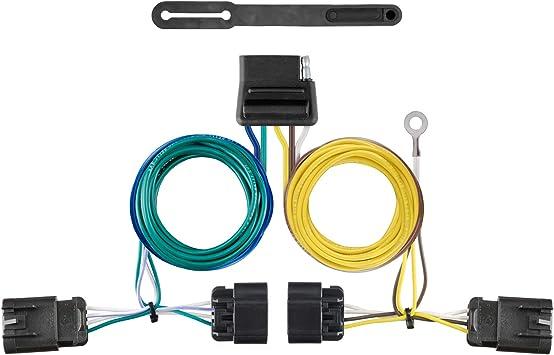 Amazon.com: CURT 56594 Vehicle-Side Custom 5-Wire Trailer Wiring Harness  for Select GMC Terrain, Chevrolet Equinox: AutomotiveAmazon.com