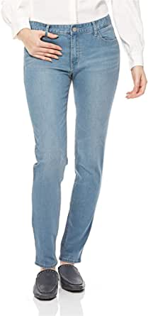 Giordano Slim Fit Jeans for Women - Blue