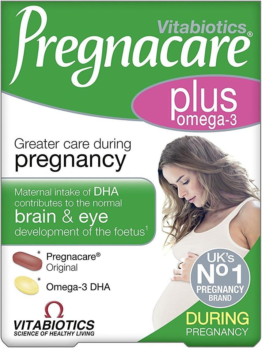 Vitabiotics Pregnacare Plus Tablets 56s – SUPER SAVER – SAVE MONEY by Vitabiotics pack of 2