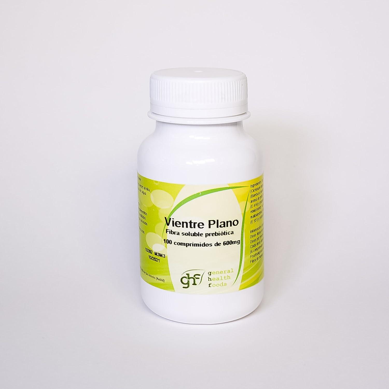 GHF - GHF Vientre Plano 100 comprimidos de 600 mg: Amazon.es: Salud y cuidado personal