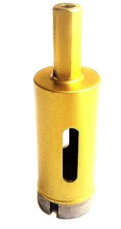 Sintered Diamond Hole Saw 25mm Cutter Core Drill Bit Masonry Drilling Bits