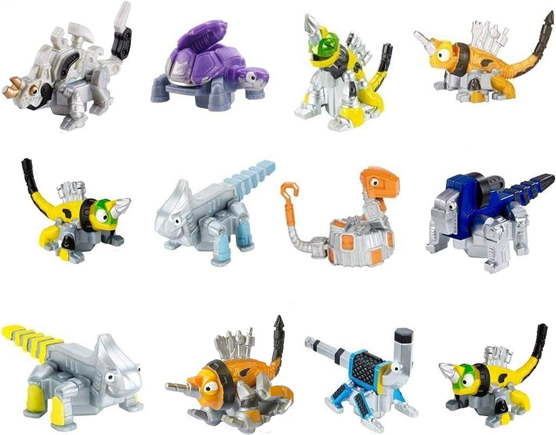 Dinotrux Reptool Rollers 12 Pack