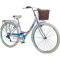 Chill Vélo pour femme 28'' Vélo de ville Vélo hollandais 6vitesses