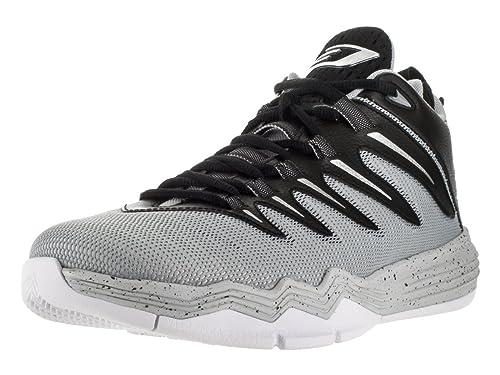 competitive price 6b5df d4080 Nike Men s Jordan CP3.IX Basketball Shoes, Black Silver Grey Gold