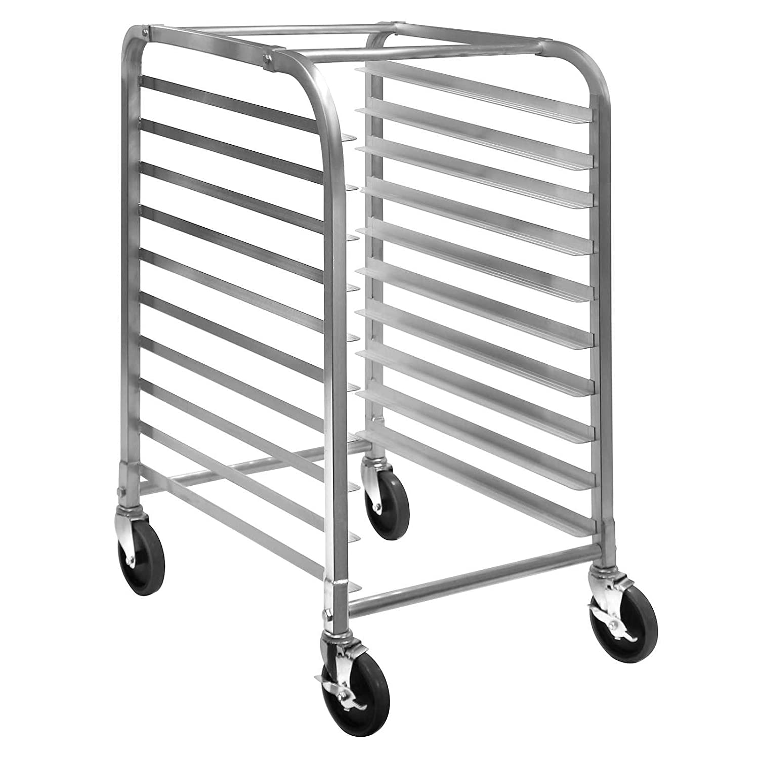 Image of Bakery Racks GRIDMANN Commercial Bun Pan Bakery Rack - 10 Sheet