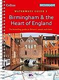Birmingham & the Heart of England No. 3 (Collins Nicholson Waterways Guides)