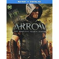 Arrow: The Complete Fourth Season [Blu-ray]