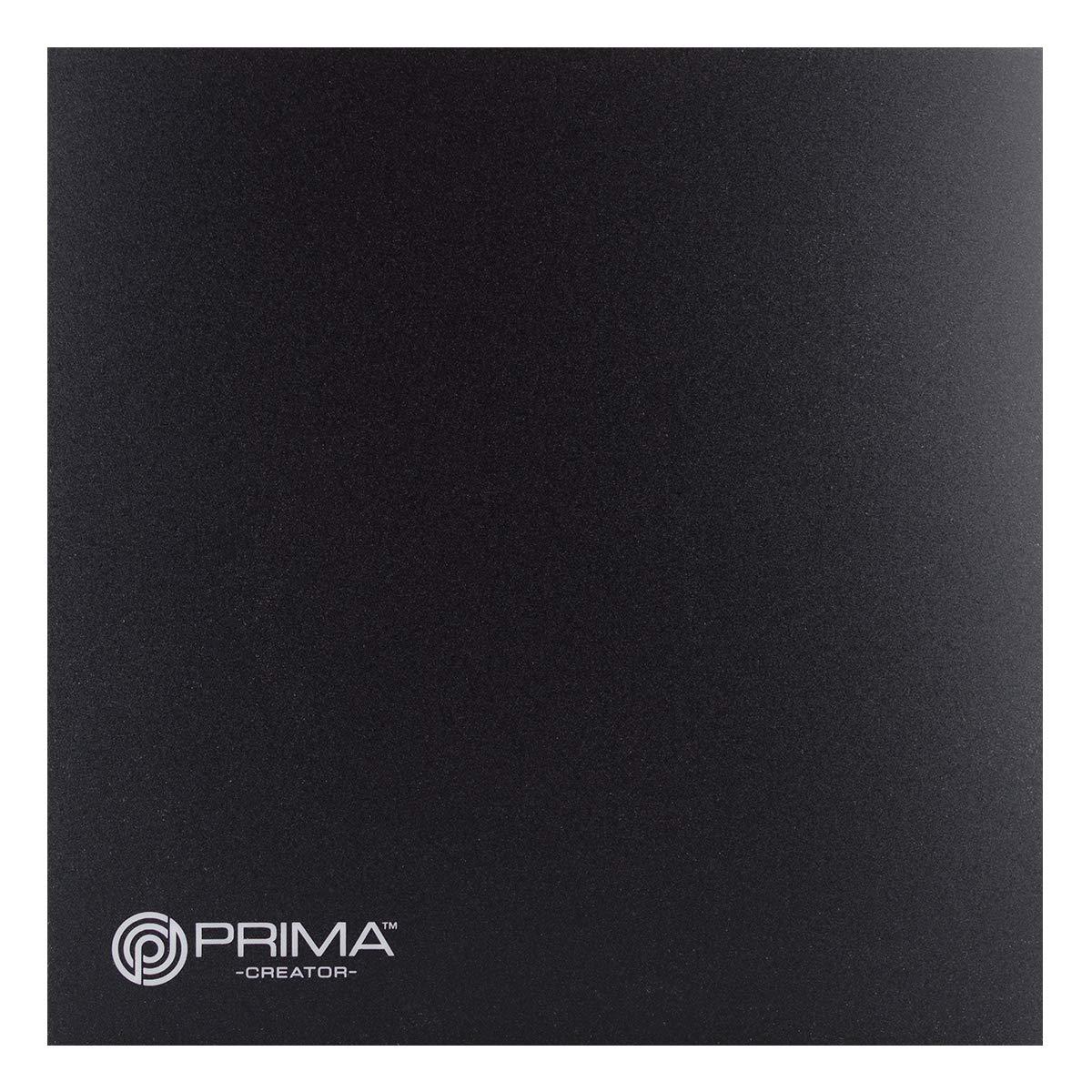 PrimaCreator BlackSheet 510 x 510 mm Foglio di superficie per stampanti 3D