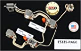 amazon com 920d fender strat 7 way hsh wiring harness for lace rh amazon com