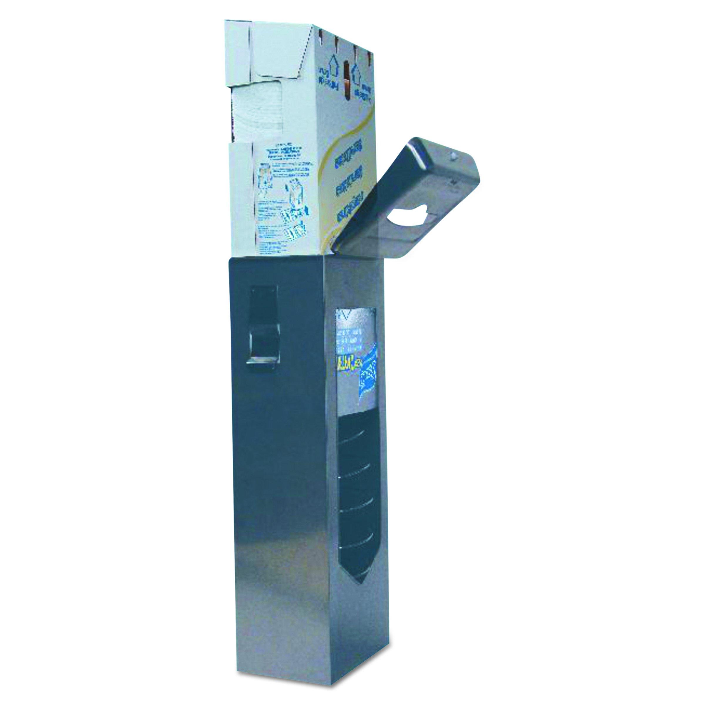 Kimberly-Clark Scott 09064 Stainless Steel Cartridge In-Counter Mount Dispenser by Kimberly-Clark Professional