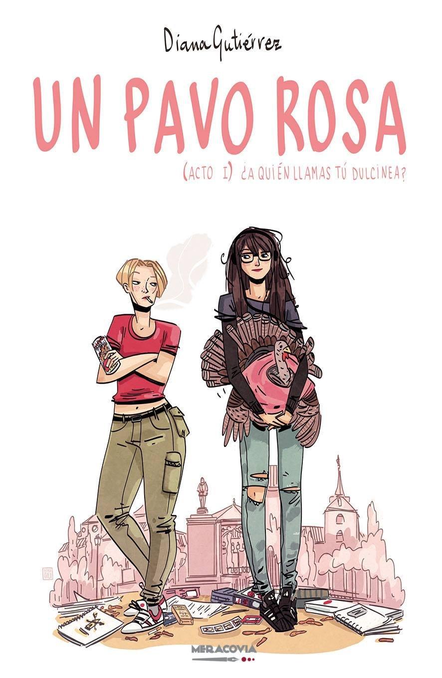 Un Pavo Rosa (Limbus): Amazon.es: Diana Gutiérrez: Libros