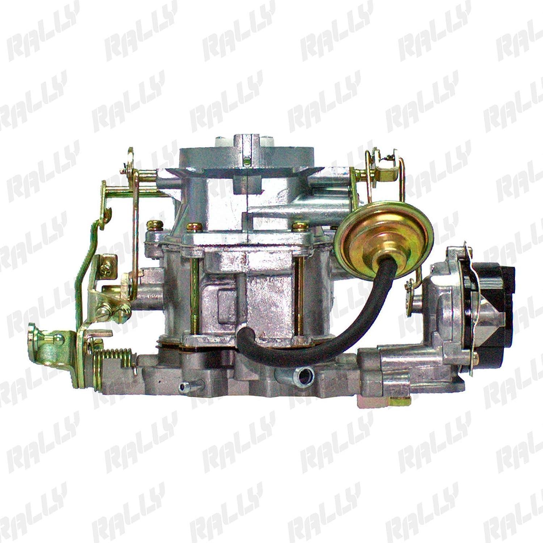 159 Carburetor Type Carter Jeep Wagoneer Cj5 Cj7 2 4 Engine Diagram Barrel 6cyl Wrangler Jm159 Automotive