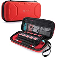 Mumba Switch Carrying Case, [Plus Version] Portable Protective Travel Carry Handbag Pouch for Blade/Battle Case [Large…