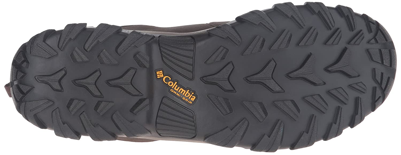 Columbia Mens Newton Ridge Plus Low Waterproof Hiking Shoe 1690771