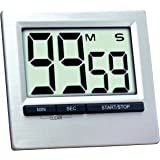 "Thomas 5011 Traceable Giant Digit Countdown Timer, 0.01 Percent Accuracy, 3"" Width x 3-1/3"" Height x 1/2"" Depth"