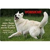 ++ Metall WARNSCHILD Schild Hundeschild Sign TERVUEREN Belgischer Sch/äferhund TRV 09 T15