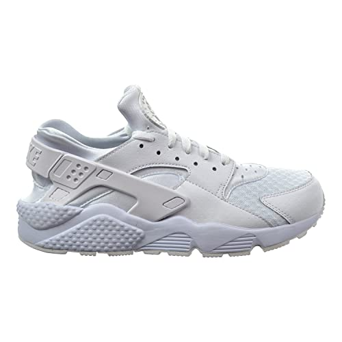 finest selection 281e8 5cb58 Image Unavailable. Image not available for. Color  NIKE Air Huarache Men s  Shoes White Pure Platinum White 318429-111 ...