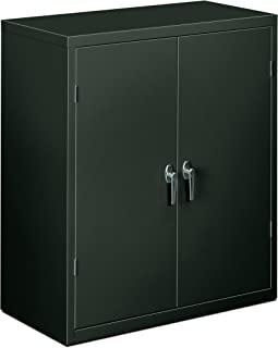 product image for HON Brigade Series Five-Shelf Storage Cabinet - High Storage Cabinet, 36w by 18d by 42h , Charcoal (HSC1872)