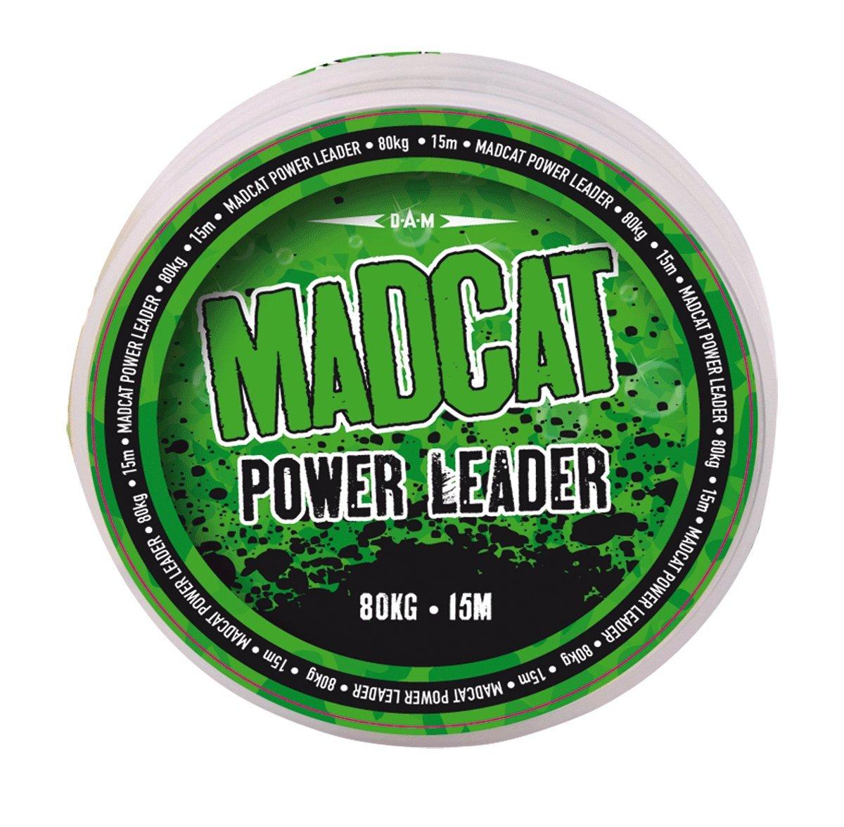 80-130kg 15m DAM Madcat Power Leader