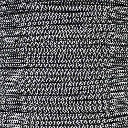 """1//16/"""" 5//8/"""" 1//4 1//8/"""" 1//2/"""" 3//8/"""" Elastic Bungee Nylon Crafting Stretch Made in USA Black Shock Cord 5//16/"""" Paracord Planet 3//16/"""" 1//32/"""" and 2.5mm"""