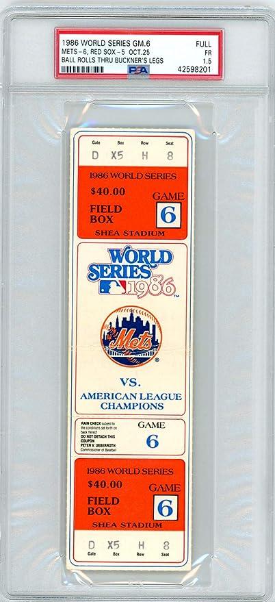 1986 World Series - Wikipedia