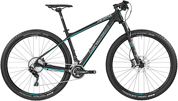 Bergamont Revox 10.0 29 Carbono MTB Bicicleta Negro/Azul ...