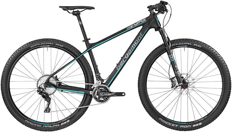 Bergamont Revox 10.0 29 Carbono MTB Bicicleta Negro/Azul 2017 ...