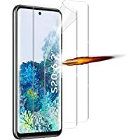 ANKENGS Samsung Galaxy S20 Pantserglas [2 stuks], Samsung Galaxy S20 Schutzfolie Panzerglas, [Anti-kras] [ontschuimen…