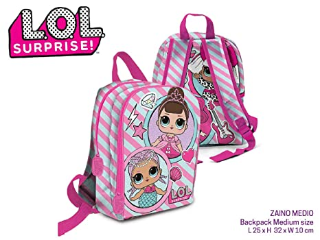 Mag-Lite LOL Surprise Mochila 25x32x10