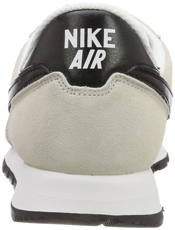 827922-100, Zapatillas de Gimnasia para Hombre, Blanco (White/Black/Summit White/Safety 100), 42.5 EU Nike