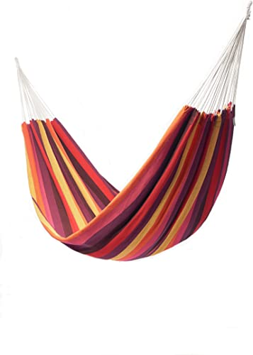 13.3ft Brazilian Double Hammock-Max 450lbs Violet