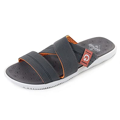 d3fbe889a35 Ipanema Cartago Men s Barcelona Plastic Slip On Slide Brown  Amazon.co.uk   Shoes   Bags