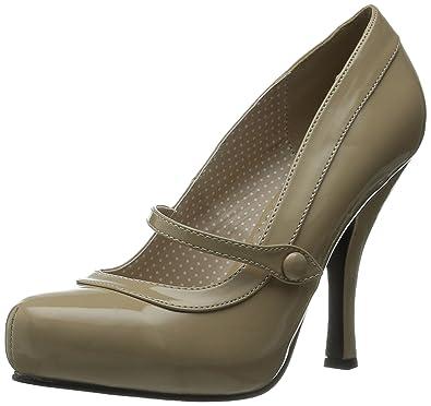 0b896c7a197cfa Pinup Couture Cutiepie-02 - Sexy High Heels Retro Mini-Plateau Pumps ...