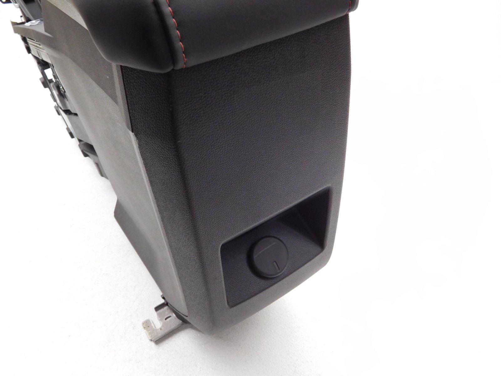 New OEM GMC Terrain 3.6L Floor Console Cream/Brownstone W/ Shift Knob 23157428