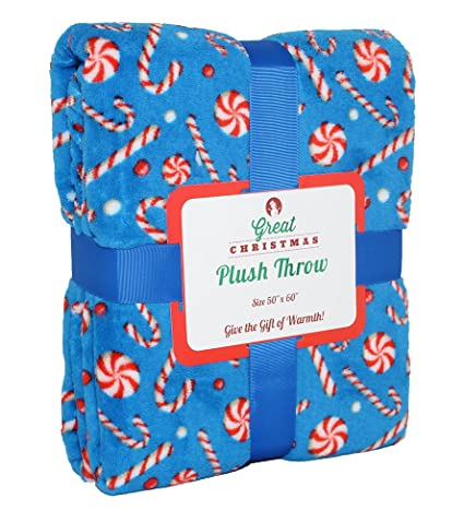 Afghans & Throw Blankets Tireless Personalised Blue Snowflake Design Soft Fleece Blanket Cover Throw Over Latest Fashion