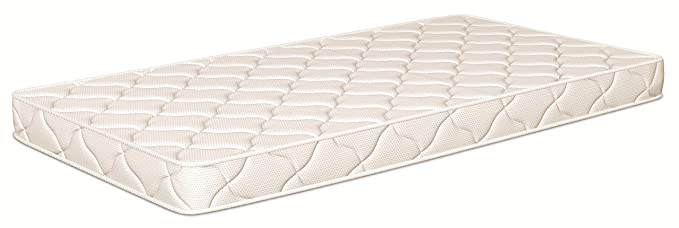 NATURALIA - Colchon cuna thermofress, talla 115x55cm, color blanco: Amazon.es: Hogar