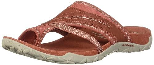 8b32866a4d2e Merrell Women s Terran Post II Sandals  Amazon.ca  Shoes   Handbags