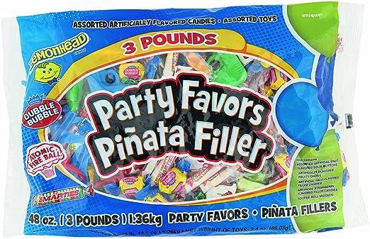 Art & Craft Supplies Assortment Piñata Mix Filling for piñatas Ideal for Parties and Birthdays