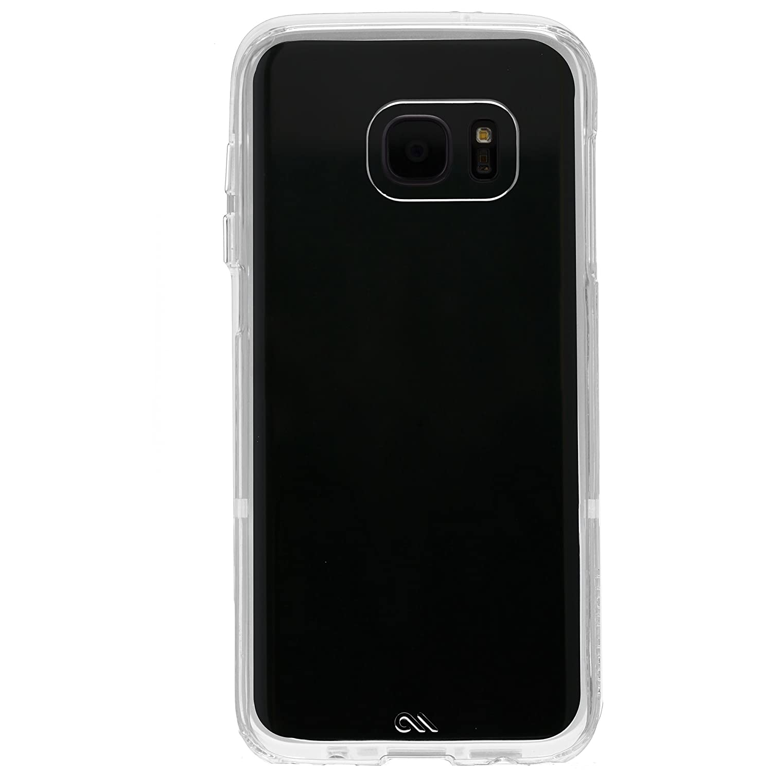 best loved aa1c0 1a72e Case-Mate Naked Tough Bumper Case for Samsung Galaxy S7 Edge - Clear