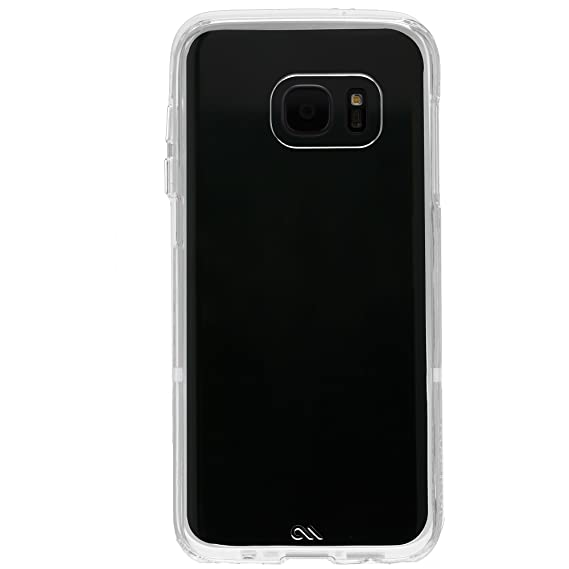 best loved f3354 fb355 Case-Mate Naked Tough Bumper Case for Samsung Galaxy S7 Edge - Clear
