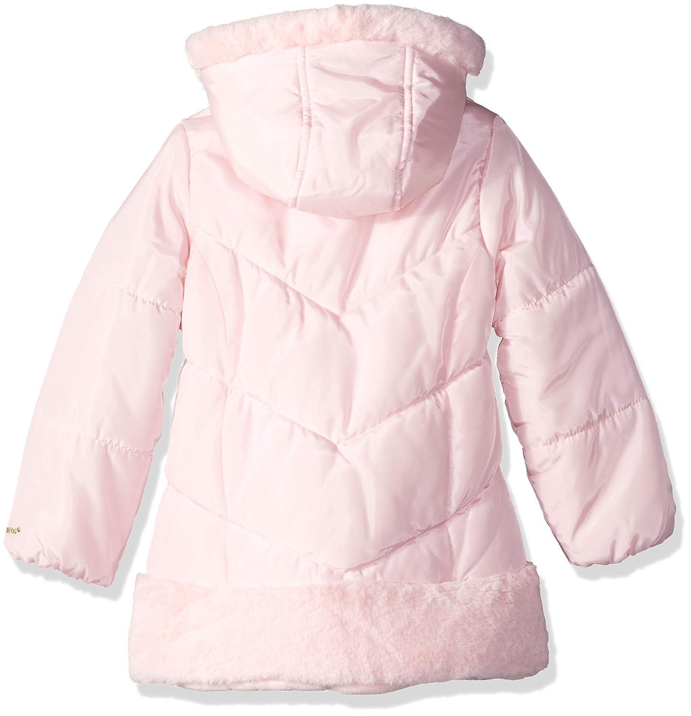 London Fog Girls Shine Warm Winter Jacket